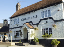 ‪The Grouse and Ale‬