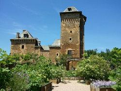 Château du Colombier Eden Medieval
