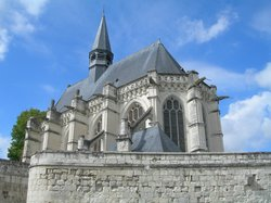 Sainte-Chapelle de Champigny sur Veude