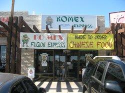 KoMex Fusion Express