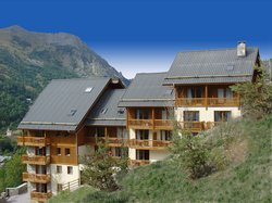 Madame Vacances Residence Les Valmonts