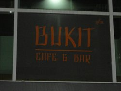 Bukit Restaurant & Cafe