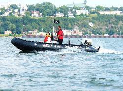 Excursions Maritimes Quebec