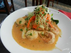 Lemongrass Grill Seafood & Bar