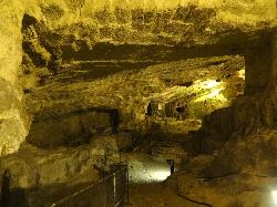 Zedekiah's Cave (Solomon's Quarries)