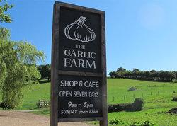 The Garlic Farm Cafe