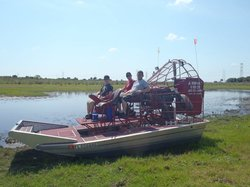 ‪Eric Hagen Airboat and Fishing Charters‬