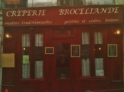 Crêperie Brocéliande