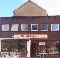 The Mad Hatter Coffee Shop