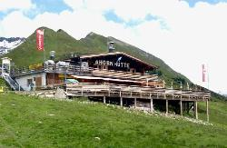 Bergrestaurant Ahornhütte