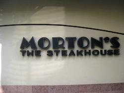 Morton's The Steakhouse - San Antonio