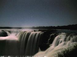 Full Moon Walk at Iguazu Falls