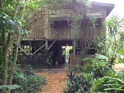 Main Cabin / Dining Area