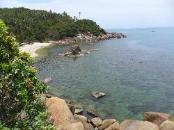 The pvt beach