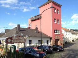 Kleine Villa am Turm