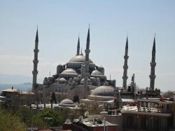Sultanahmet.