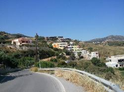 View from the road