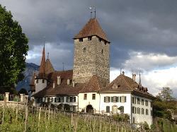 Spiez Castle