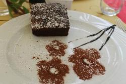 torta al cioccolato (buonissima)