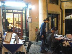 Restaurante Maritima Das Colunas