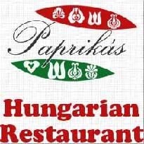 Paprikas Hungarian Cuisine