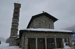 Kirche San Karl St. Moritz-Bad