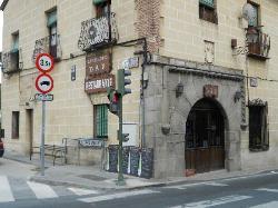 Hotel Alcazar -- Segovia