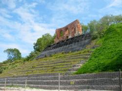 Ruiny Kosciola w Trzesaczu