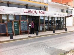 LLanca Port