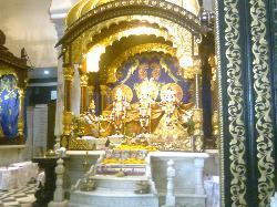 ISKCON Temple - Mumbai
