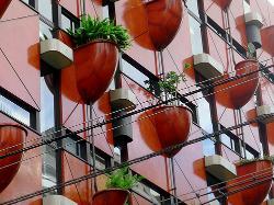 Osaka Organic Building