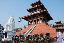 Plaza de Hanuman Dhoka