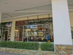 Starbucks Lucky Chinatown Mall
