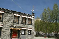 Yeti Hotel with a Warm, Cosy Traditional Tibetan Ambience
