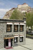 Yeti hotel Gyantse