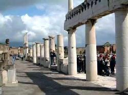 Visit Pompeii private guide tours