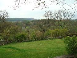 View of surrounding countryside