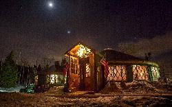 The Viking Yurt