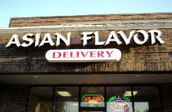 Asian Flavor