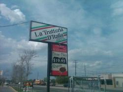 La Trattoria D'Italia