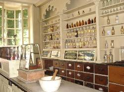 Stabler-Leadbeater Apothecary Museum