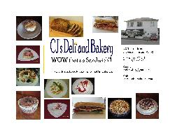 CJ's Deli and Bakery