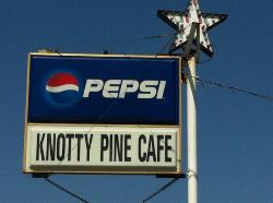 Cope's Knotty Pine Cafe