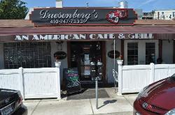 Duesenberg's American Cafe and Grill