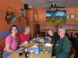 Monte Alban Restaurant