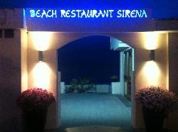 Beach Restaurant Sirena