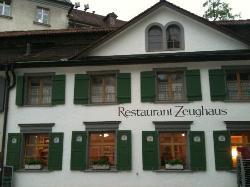 Restaurant Zeughaus