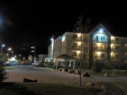 Candlewood Suites property Idaho Falls, ID