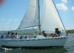 Go Sailing - Sailing on the Jordanelle,  Park City
