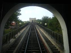 Funicular in Vladivostok